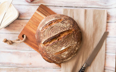 A man cannot live on bread alone…or can he?