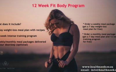 12 Week Fit Body Program
